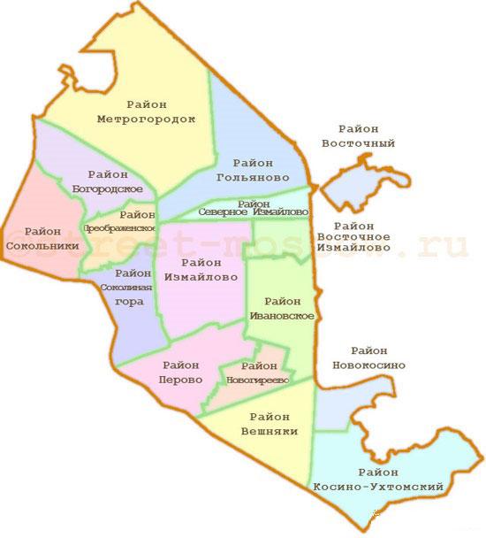 Схема Восточного