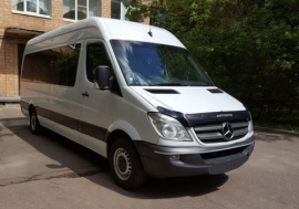 Mercedes-Benz Sprinter (334)