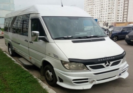 Mercedes-Benz Sprinter (762)